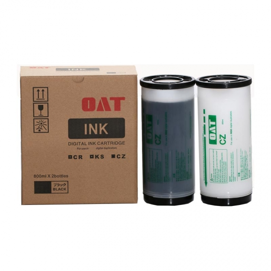 Risograph ink S-4877 CZ type ink